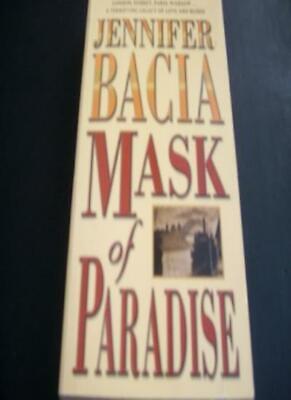 Mask of Paradise By Jennifer Bacia comprar usado  Enviando para Brazil