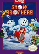 Snow Brothers NES