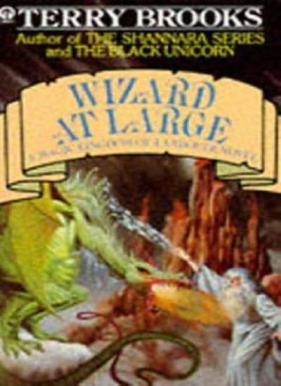 Wizard At Large: Magic Kingdom of Landover Series: Book 03,Terry Brooks