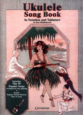 Ukulele Song Book 50 Spielstücke für Ukulele Tab Noten