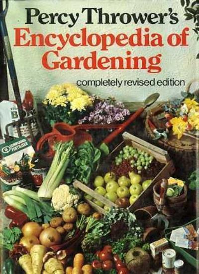 Percy Thrower's Encyclopaedia of Gardening (Encyclopedia),Perc ,.9780600331087