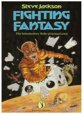 Fighting Fantasy (Puffin Adventure Gamebooks) By DUNCAN SMITH (ILLUSTRATOR)' 'S