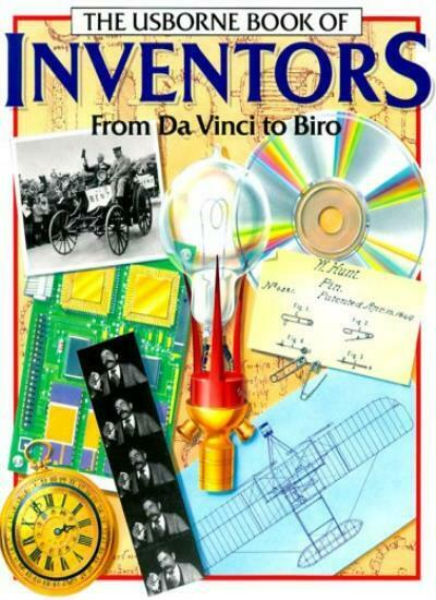 The Usborne Book of Inventors (Famous Lives (E.D.C. Paperback)) By Straun Reid,