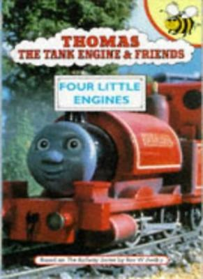 Four Little Engines (Thomas the Tank Engine & Friends),Rev. Wilbert Vere