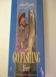 John Wilson's 'Go Fishing' Year (A Channel Four book) By John Wilson