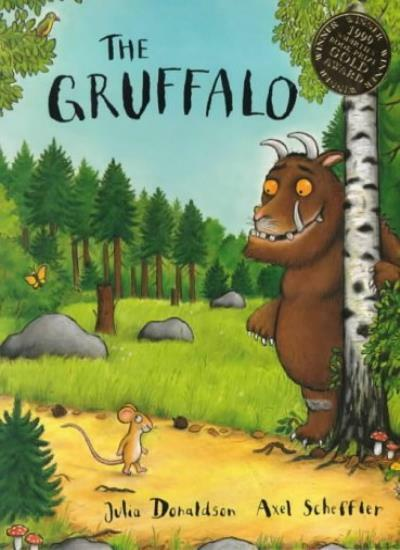 The Gruffalo By Julia Donaldson. 9780333710937