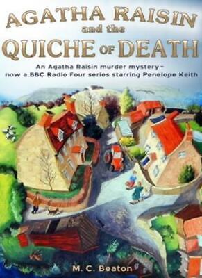 Agatha Raisin and the Quiche of Death (Agatha Raisin Mysteries,