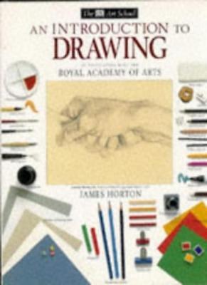 Dk Art School: An Introduction to Drawing Hb,James Horton Dk Art School