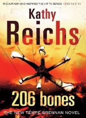 206 Bones,Kathy Reichs