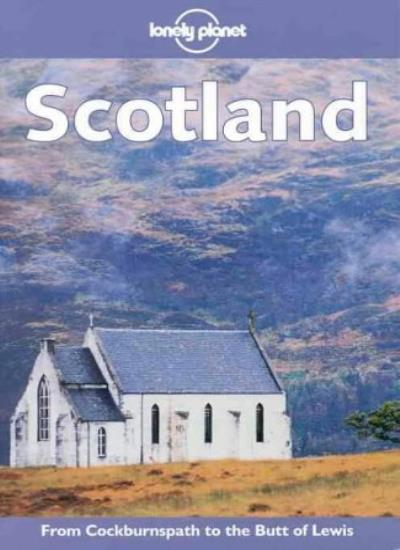 Scotland (Lonely Planet Regional Guides),Tom Smallman, Graeme Cornwallis,Lonely