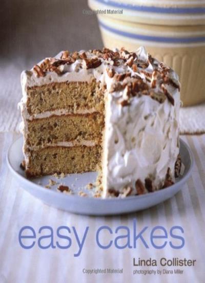 Easy Cakes,Linda Collister