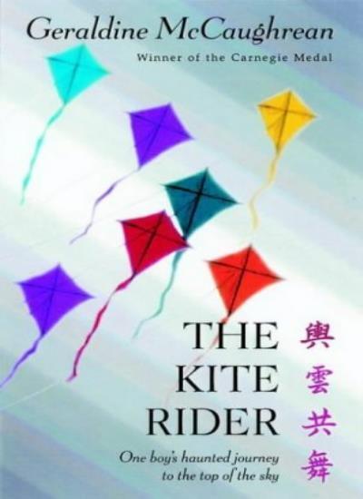 The Kite Rider,Geraldine McCaughrean- 9780192718600