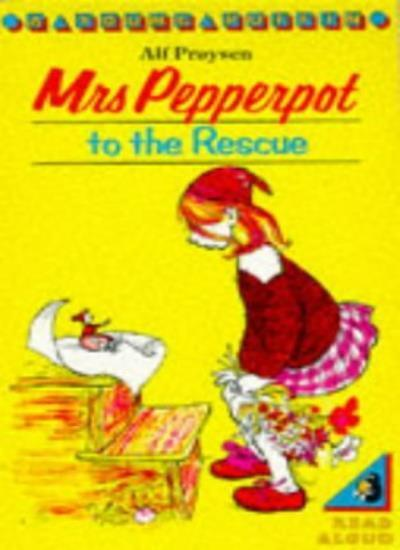 Mrs. Pepperpot to the Rescue - and other stories (Young Puffin Books),Alf Proys