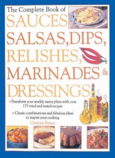 Sauces & Salsas