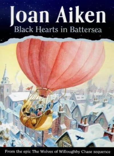 Black Hearts in Battersea (Red Fox Older Fiction),Joan Aiken, Pat Marriott