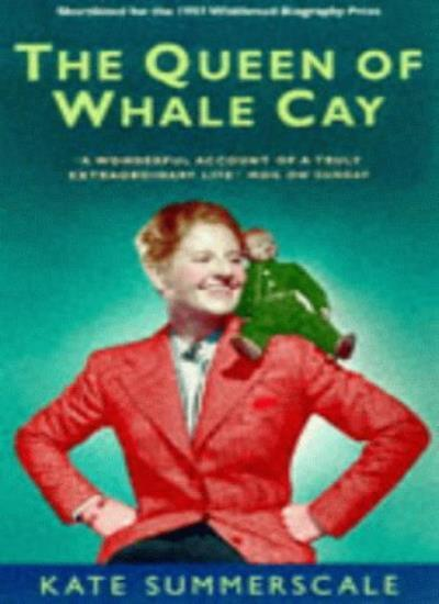 The Queen of Whale Cay,Kate Summerscale- 9781857026689