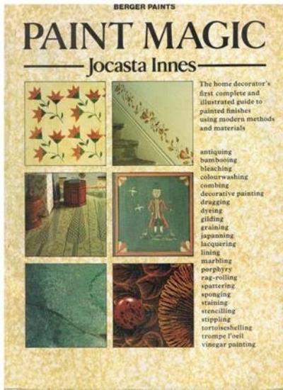 Paint Magic,Jocasta Innes- 9780711203396