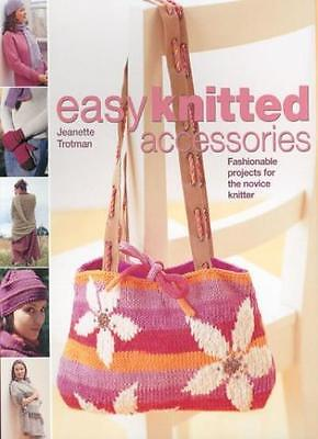 Easy Knitted Accessories :