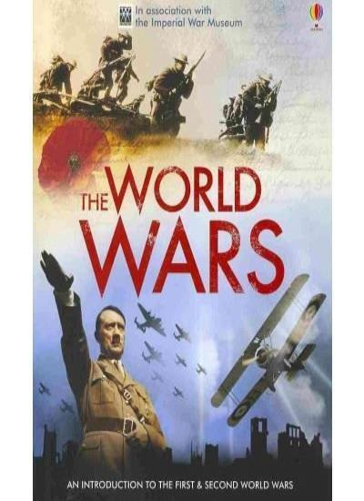 Usborne Introduction to the First World War , 2007 publication By Ruth Brockleh