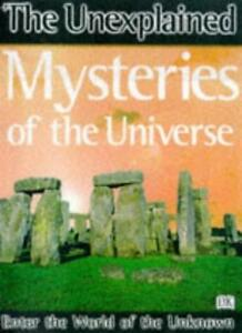 Mysteries of the Universe (The Unexplained) By Colin Wilson. 9780751356489