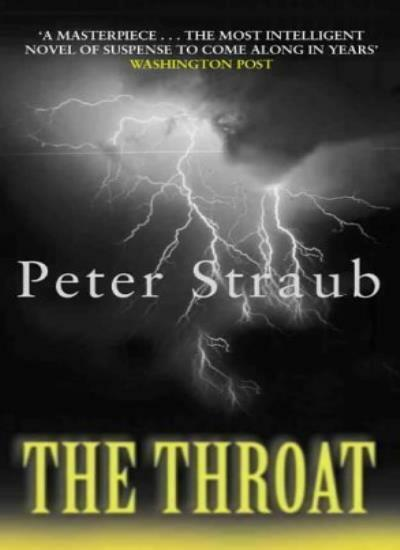 The Throat By  Peter Straub. 9780586218495