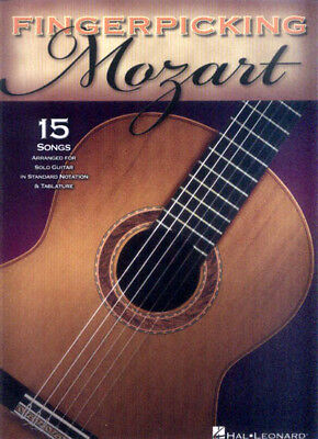 Fingerpicking Guitar ... Mozart Gitarre Noten Tab