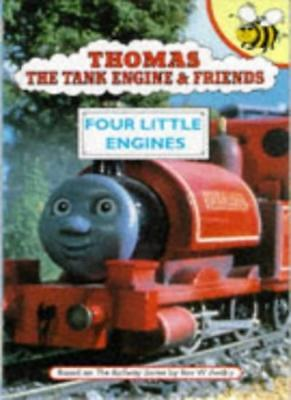 Four Little Engines (Thomas the Tank Engine & Friends) By Rev. W.