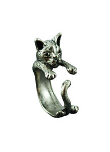 Cat Wrap Ring - Adjustable Size