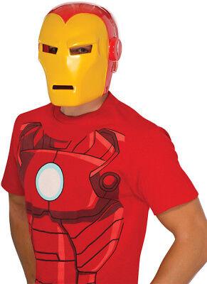 Herren Erwachsene Iron Man Maske Marvel Comics