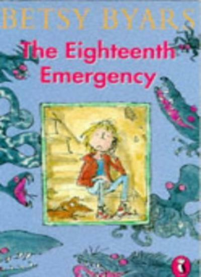 The Eighteenth Emergency (R200),Betsy Byars
