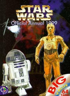 Star Wars Annual 1999 (Annuals) By Dan Whitehead