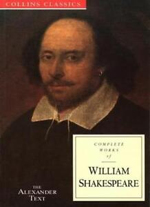 Collins Classics - The Complete Works of William Shakespeare: T .9780004704746