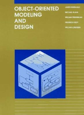 Object-Oriented Modeling And Design,James R. Rumbaugh; Michael R. Blaha;