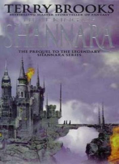 The First King Of Shannara (Prequel to the Shannara series),Terry Brooks