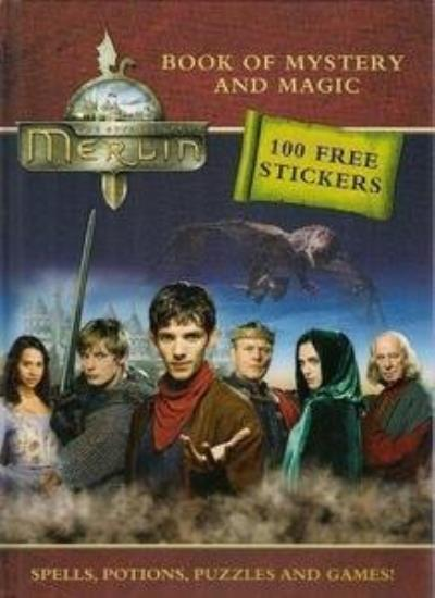 The Adventures of Merlin - Book of Mystery and Magic,BBC BOOKS