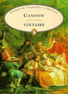 Candide (Penguin Popular Classics) By Voltaire, Norman Cameron. 9780140622638
