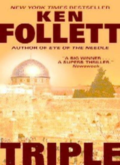 Triple,Ken Follett- 9780708818046