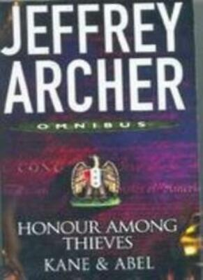 Kane & Abel / Honour Among Thieves By Jeffrey Archer for sale  Shipping to India