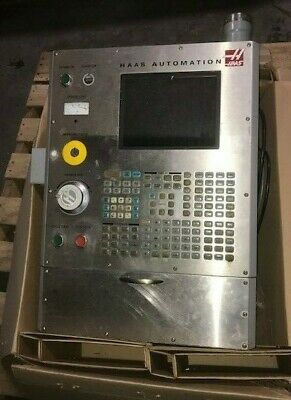 Haas Automation Controller Control Panel For Cnc Lathe Or Mill Machine