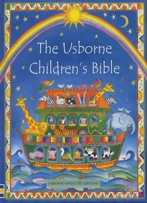 The Usborne Children's Bible (Mini Usborne Classics) By Heather Amery, Linda Ed