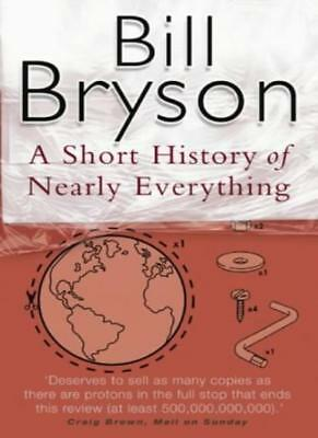 A Short History Of Nearly Everything,Bill Bryson- 9780552151740 for sale  United Kingdom