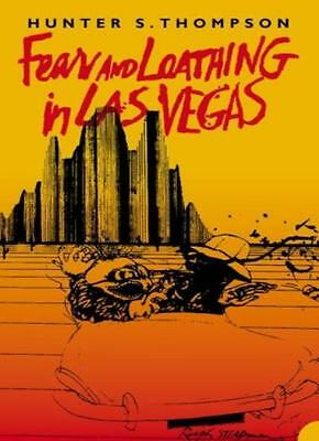 Fear and Loathing in Las Vegas: A Savage Journey to the Heart of the American