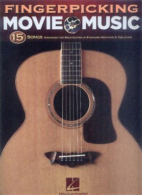 Fingerpicking Guitar ... Movie Music Gitarre Noten Tab