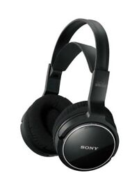 Sony MDR-RF810 Headband Wireless Headphones - Black