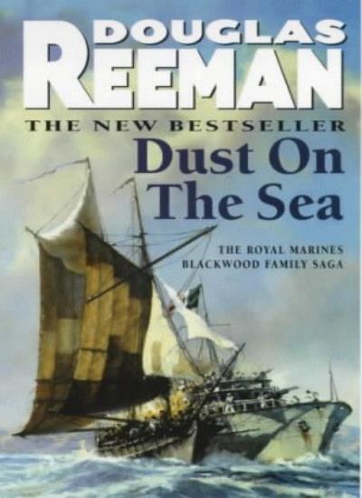 Dust On The Sea (The Royal Marines),Douglas Reeman