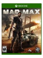 Selling Mad Max for Xbox One! 40$ OBO