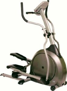 Elliptical by Vision Fitness HRT