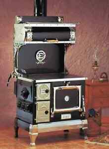 Enterprise King Wood Cook Stove