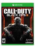 Black Ops 3 neuf a echanger contre Fallout 4 ou GTA 5