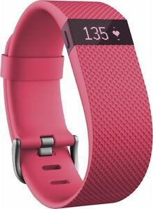 LOST - Pink Fitbit Charge HR